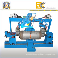 Circumferential Seam Welding Equipment with Double Torches