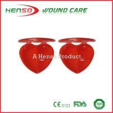 HENSO PP Heart Shaped Pill Box