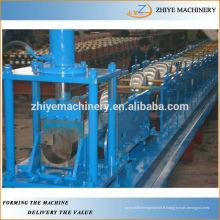 Machines de fabrication de caniveaux à eau en métal ZY-WD001