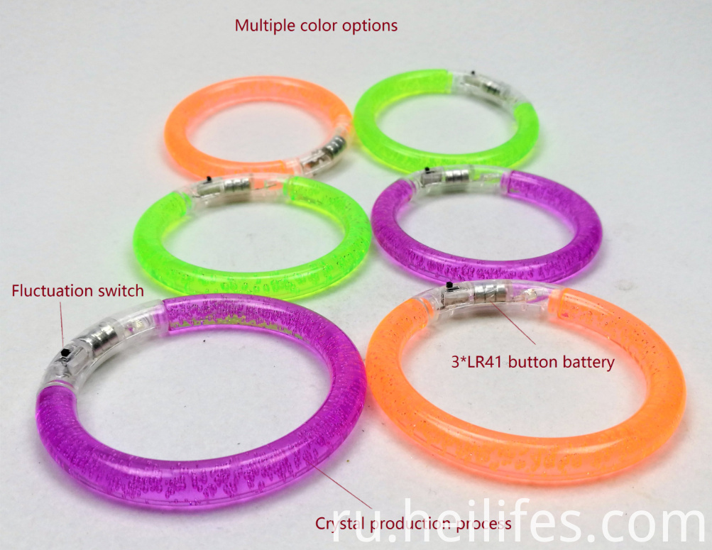 LED Wristband for Light Toys for Kids