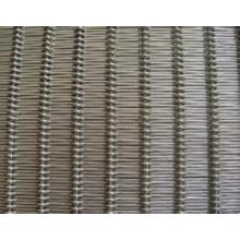 Twill Dutch Weave SUS304 malha de arame de aço inoxidável