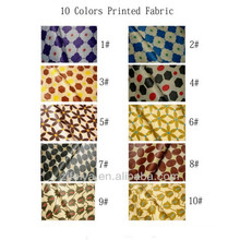 African Fabrics Printed Bazin Riche Boubou Textile Damask Shadda Jacquard Guinea Brocade 10 Patterns