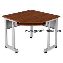 Complete in Specifications Corner Computer Table for Wholesales