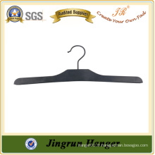 Vente de pantalons en plastique bien épais Hanger avec barre de verrouillage