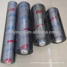 super clear transparent soft pvc sheet roll