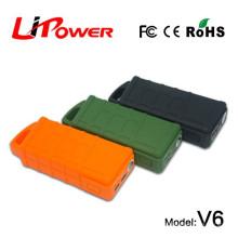 12000mAh bateria de lítio recarregável de 12v jumpstart power bank recarregável do original manufactuter
