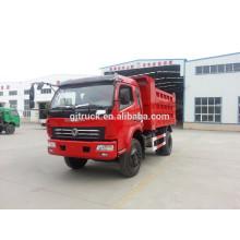 Dongfeng volante a la derecha / Dumper / Volquete / volquete RHD