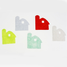 Felt house decoration assortment