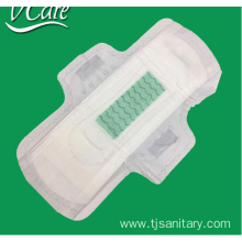 Super absorbent sanitary towels