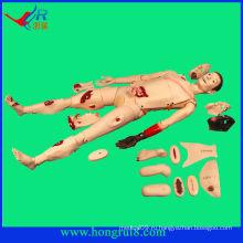 Продвинутый травматологический маникюр, травматологический манекен