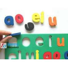 Magic eva foam alphabet letter puzzle
