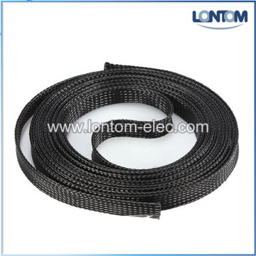 Braided Polyester Expandable Tube Cable Sleeve