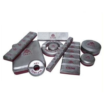 DLP 508-184  excavator parts bucket cutter wear button chochy bar shaped wear bar