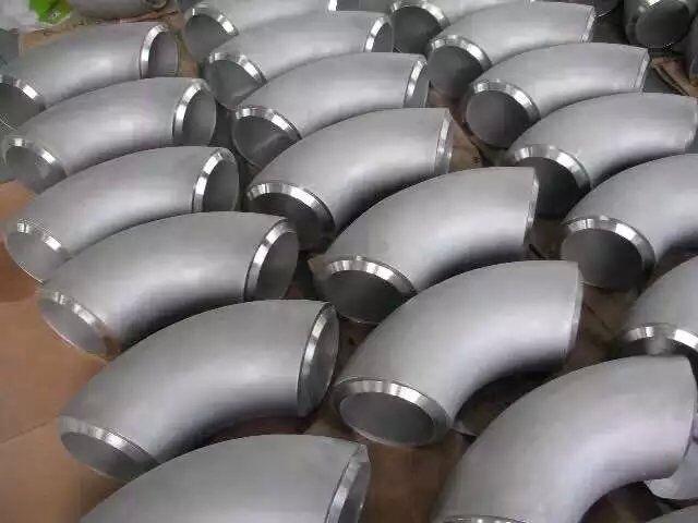 316L SS butt weld steel elbows