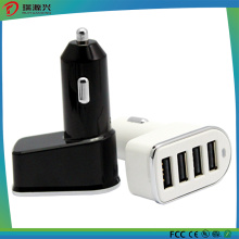 The Best Sales Mini Car Charger with Triple USB Ports
