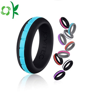 Detachable Ring Ladder Silicone Engagement Rings