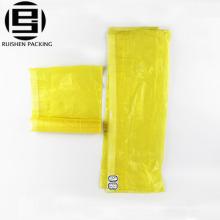 Sacs à ordures d'hôpital en plastique de HDPE bon marché biodégradable