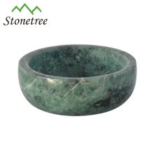 Bol en marbre pierre naturelle cuisine plat de service