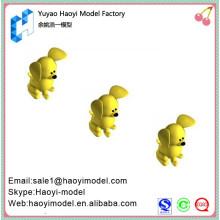 Fabrication de prototypes de jouets d'espèces abondantes