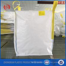 tissé par pp grand / en vrac / jumbo / FIBC sac pour ciment / pierre, sac de conteneur de ZHONGRUN