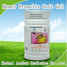 Gel suave de propolis de miel natural