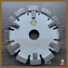 Diamond Blade Material Concrete Routing Tuck Point Blade