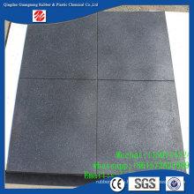 Мягкий резиновый плитка, носить-упорная резиновый плитка, резиновый плитка 1м