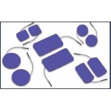 Coussin d'électrode auto-adhésif pour des dizaines d'utilisation soulageant la douleur