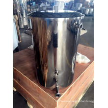 20 Gallon Stainless Steel Mash Tun