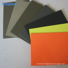 Customized size extruded fire retardant thermoforming ABS plastic panel