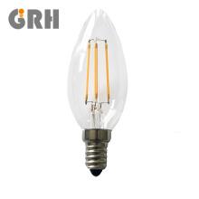 2w Wholesale e14 led filament E27 G45 220V