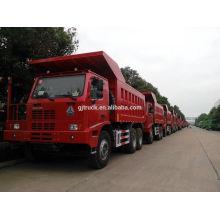 6x4 drive 50T Sinotruk HOWO Mine dump truck/ HOWO mining truck/ 70T HOWO mine truck/70T HOWO mine tipper truck