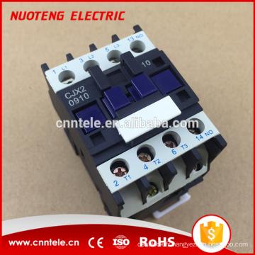 Contacteur AC à bobine 220V, contacteur magnétique AC