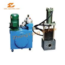 Filtre à mailles de changeur de tamis hydraulique continu automatique