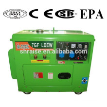 portable welding generator 7GF-LDEW with Military quality standard!