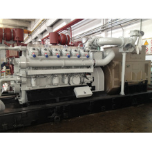 12 Zylinder 700KW Natural Gas Powered Generator Set