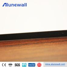 2017 proveedor de material de construcción del panel compuesto de aluminio caliente del acm en China