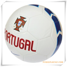 Promotional Gift of Machine Stitched Soccer