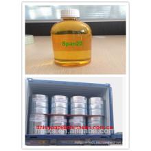 Grado alimenticio Span80 / CAS NO: 1338-43-8 de China Proveedor principal