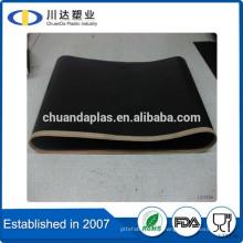 Venta caliente de fibra de vidrio recubierto de teflón PTFE Hashima Seamless Fusing Machine Belt