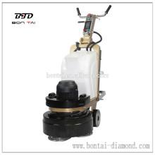 Kleine trockene und nasse Betonbodenschleif- und Poliermaschine