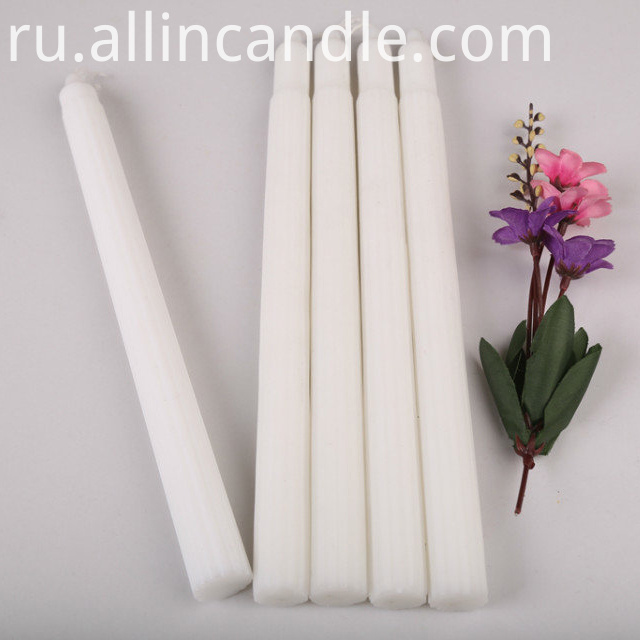 Flute Candles