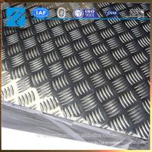 Bus-Boden Aluminium Checkered Blatt