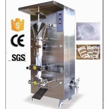 Máquinas de rellenar del bolso de agua de la empaquetadora del agua de la bolsita