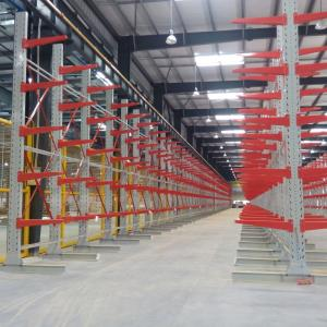 cantilever pallet rack shelf storage, Double / Single Cantilever Rack