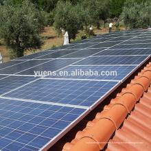 Supports de parenthèse de support de panneau solaire de haute résistance pour des panneaux solaires