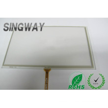 9 Inch 4wire Resistive Touch Panel for GPS System