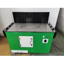 Metal polishing dust removal platform