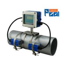 TUF-2000F medidor de fluxo ultra-sônico fixo para medidor de fluxo de líquido químico
