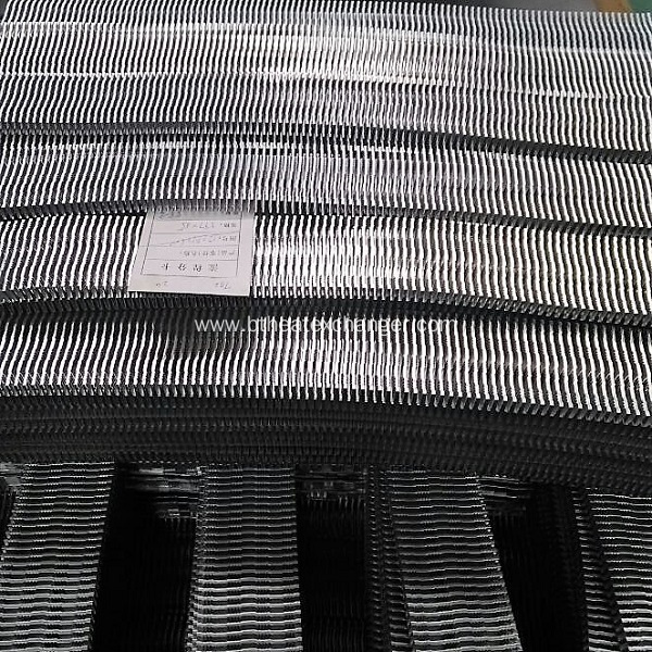China Heat Exchanger Fins Aluminum Copper Ss Fins